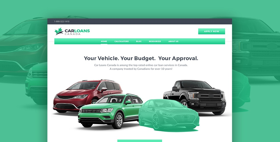 Car Loans Canada Top Rated Online Car Loan Services Toronto On